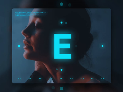 Details film design details minimal hud elements graphic elements hud cinematic elements aesthetic graphic scifi creative overlay dribbble best shot 2d after effects red retro display after effects project after effects template