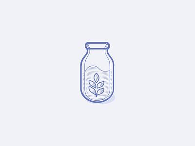 Oat Milk illustration etching engraving oatmilkbottle oatmilk milk veggies vegetarian veganfood icons iconography icondesign