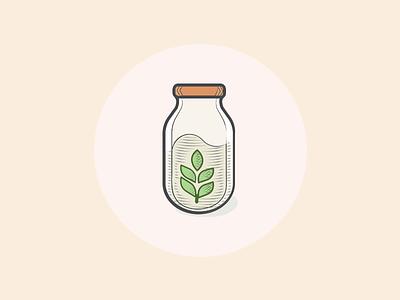 Oat Milk Colored icons vegan vegetarian veggies engraving etching illustration shellfruit pickles oatmilk milk oat
