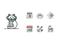 Veterinary & Pet Care Bicolor