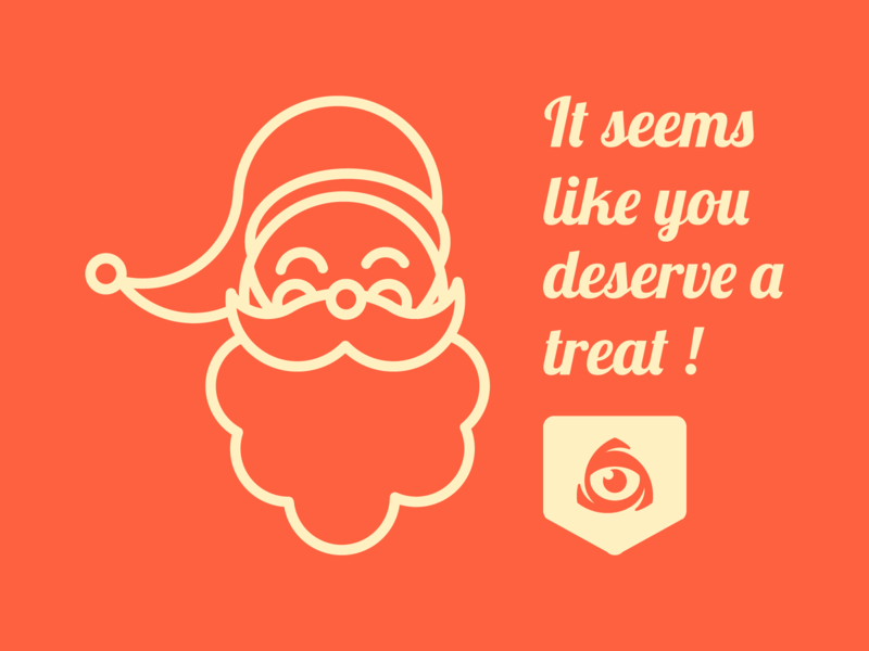 Santa Gift - Iconfinder 50discount iconfinder treat gift santa