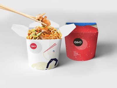 Сhinese food box