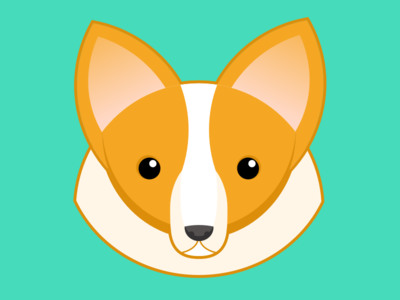 Corgi corgi illustration dog
