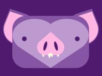 Square Bat