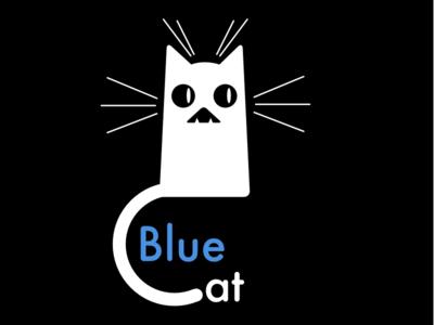 Bluecat Logo 2 logo cat