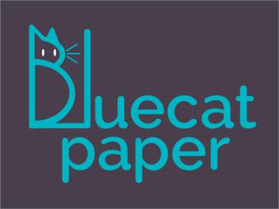 Bluecat Logo 3 cat logo