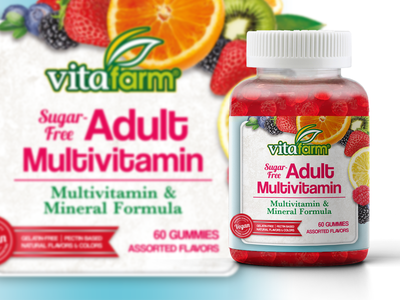Adult Gummy Vitamins