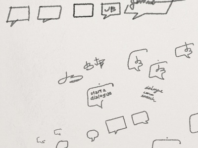 Personal Identity Sketching Session