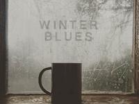 Winter Blues Icon Set