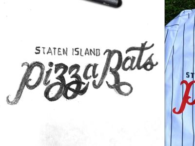 Pizza Rats rebrand