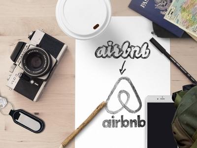 Airbnb Rebrand