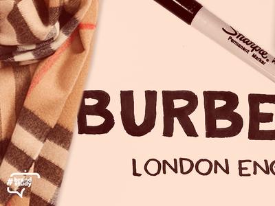 #brandstudy: Burberry
