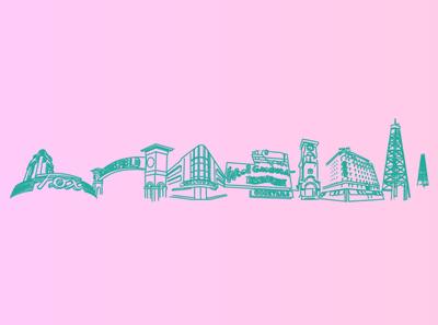 Bakersfield Landmarks