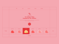 Gelaterie - UI Design