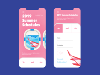 Trip Planner - Mobile App