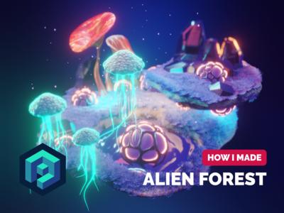 Alien Forest Tutorial