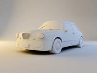 Cartoon Car {WIP}