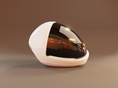 SpaceX Helmet 👨🚀
