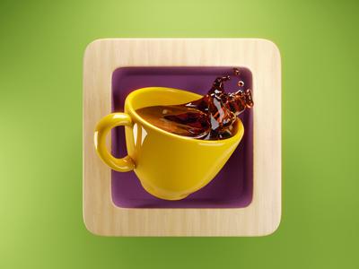 Coffee Icon ☕️
