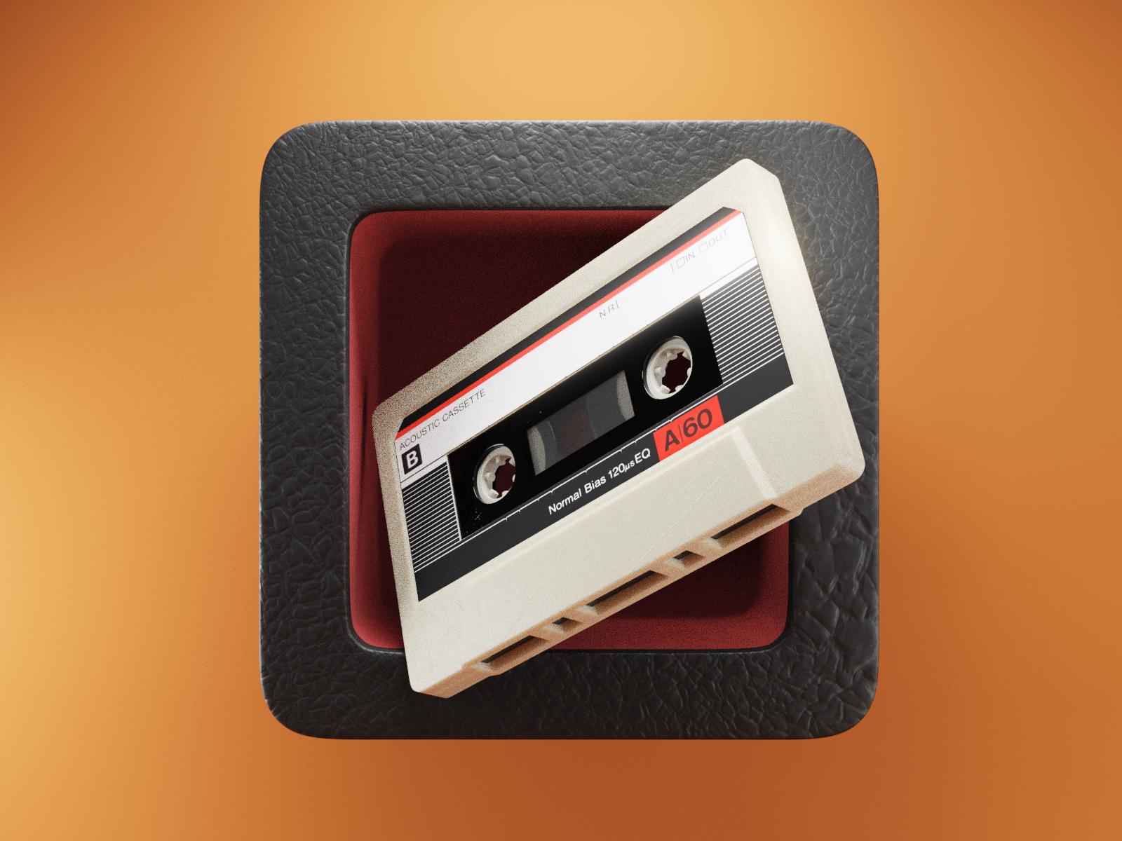 Tape icon 4x
