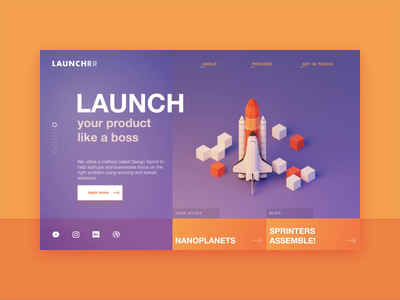 Consulting Homepage 🚀