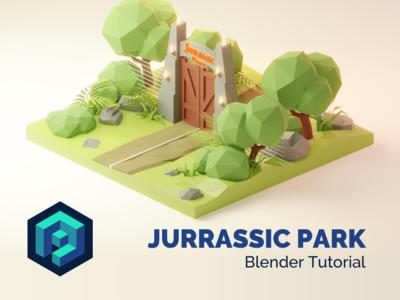 Jurassic Park Tutorial