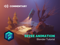 Eevee Animation Tutorial