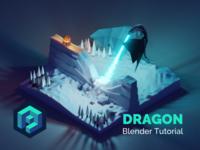 Dragon Blender 2.8 Tutorial