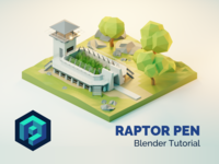 Raptor Pen Tutorial