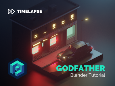 Godfather Scene Tutorial
