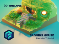Baggins House Tutorial
