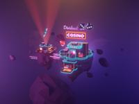 Casino Hero Illustration