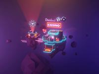 Casino Hero Animation