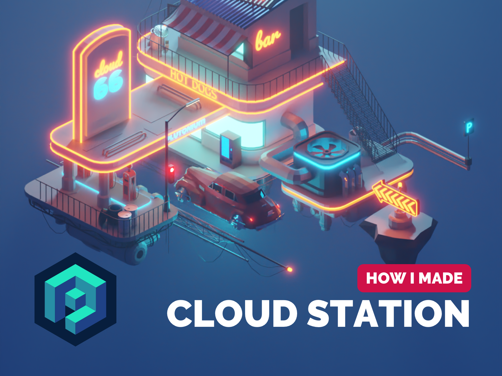 Cloud station tut drib