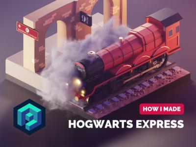 Hogwarts Express Tutorial