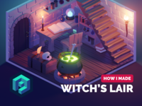 Witch's Lair Tutorial