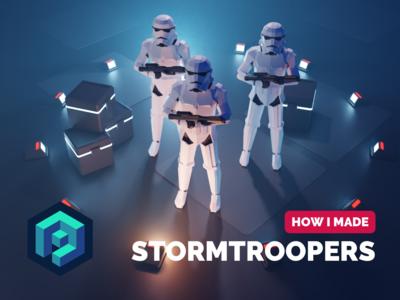 Stormtroopers Tutorial