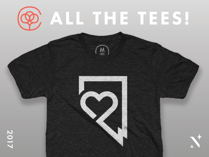All the tees