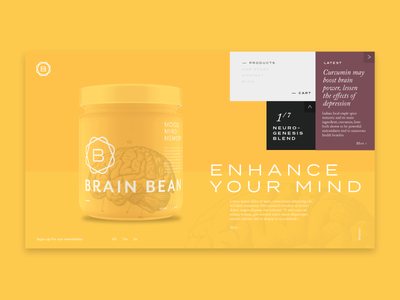 Brain Bean Brand Exploration [REVISED]