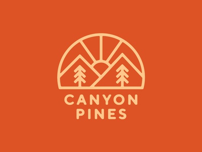 Canyon Pines Brewing Co. Concept