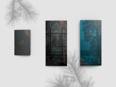 Edgewood Tahoe Resort - Print Collateral