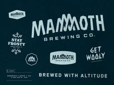 Mammoth Brewing Co. Artifacts
