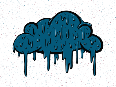 Drippy Cloud