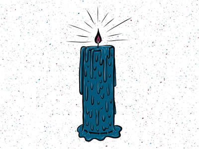 Drippy Candle