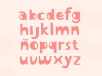 Homega - Typeface