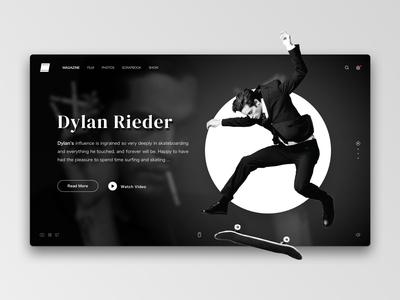 The True Blue - Dylan Rieder