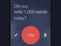 Commit redesigned for iOS 7