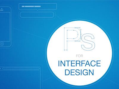 Photoshop for Interface Design photoshop paths logo