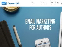 ConvertKit: Email marketing for authors