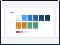 UKDP UI Kit Colours